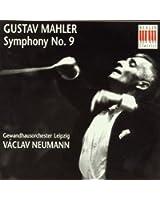 Mahler : Symphonie n° 9 / Neumann