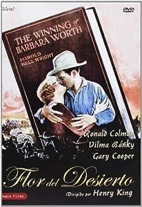Flor Del Desierto (Cine Mudo) [DVD]
