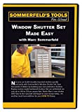 Sommerfeld's Window Shutter Set Made Easy