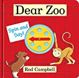 Rod Campbell Dear Zoo Spin and Say