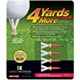 5 Yards More - Plastic Golf Tees