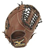 Mizuno GXF57 MVP Baseball First Base Mitt (Copper, 13.00-Inch)