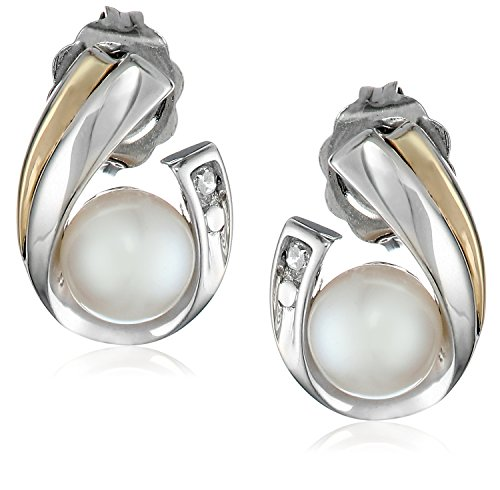 sterling-silver-and-14k-yellow-gold-freshwater-cultured-pearl-diamond-earrings-50-55-mm
