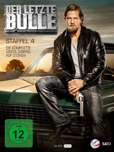 Der letzte Bulle-Staffel 4 [3 DVDs]