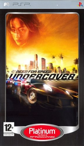 ELECTRONIC ARTS NEED FOR SPEED: UNDERCOVER PSP EAI05806770