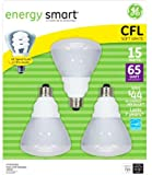 Ddi Ge Energy Smart Soft White 15 Watts Light Bulbs(Pack Of 2)