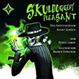 Skulduggery Pleasant - Folge 2: Das Groteskerium kehrt zurück. Gelesen von Rainer Strecker. 6 CDs, Cap-Box.