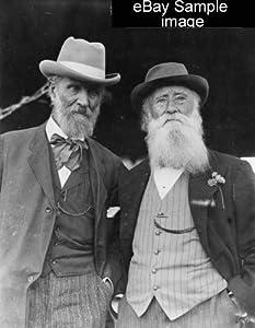 Craft Ideas 75th Birthday on Amazon Com  1912 John Burroughs  On His 75th Birthday  And John Muir