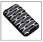 iPhone 3GS Case - Black Groove