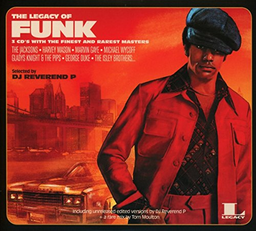 The Legacy Of Funk [3 CD]