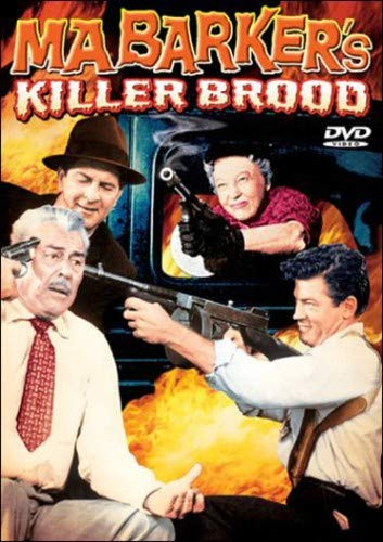 DVD : Ma Barker's Killer Brood