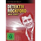 "Detektiv Rockford - Staffel 5, Teil 1 [3 DVDs]von ""James Garner"""