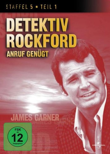 Detektiv Rockford - Staffel 5, Teil 1 [3 DVDs]