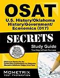 OSAT U.S. History/Oklahoma History/Government/Economics (017)