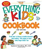 img - for The Everything Kids' Cookbook: From mac 'n cheese to double chocolate chip cookies - 90 recipes to have some finger-lickin' fun book / textbook / text book