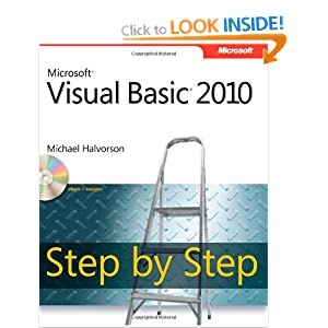 Microsoft Visual Basic 2010 Step By Step Book/CD Package (Step by Step (Microsoft))