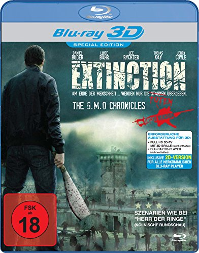 Extinction - The G.M.O Chronicles - Real 3D [3D Blu-ray]