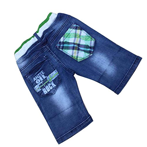 zier-kind-jungen-jeans-denim-beilaufige-hosee-lastisch-verstellbarer-bund-mit-gummizug-new-desig-b33