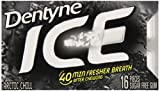 Dentyne Ice Arctic Chill,16-count (Pack of 9)