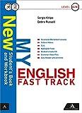 New my english fast track. Student book-Workbook-Tutor-Haunted house. Con e-book. Con espansione online. Per le Scuole superiori. Con CD Audio formato MP3