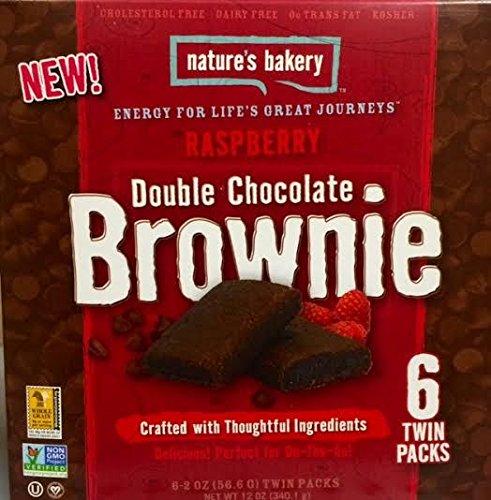 Nature S Bakery Raspberry Brownie