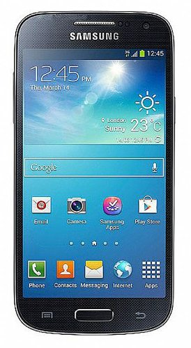 Galaxy S4 Mini Duos GT-i9192 Factory Unlocked International GSM Dual Sim - Black