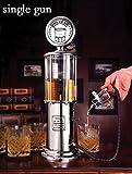 ActionFly Gun Barware Mini Beer Pourer Water Liquid Drink Dispenser Wine Pump Dispenser Machine (単一の銃)