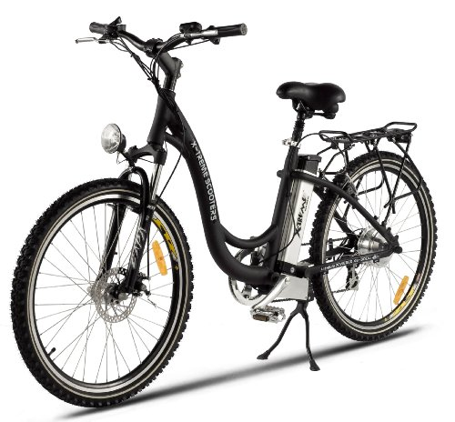 Why Should You Buy X-Treme Scooters Men's Lithium Electric Powered Mountain Bike