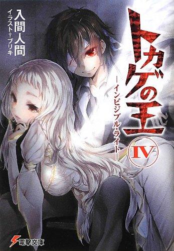 トカゲの王IV ―インビジブル・ライト― (電撃文庫)
