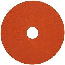 Norton SG Blaze F980 Abrasive Disc, Fiber Backing, Ceramic Aluminum Oxide