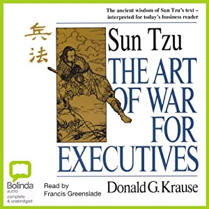 The Art of War for Executives Audiobook