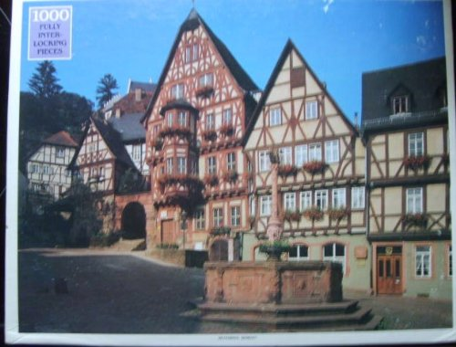 Miltenberg, Germany 1000 Piece Puzzle