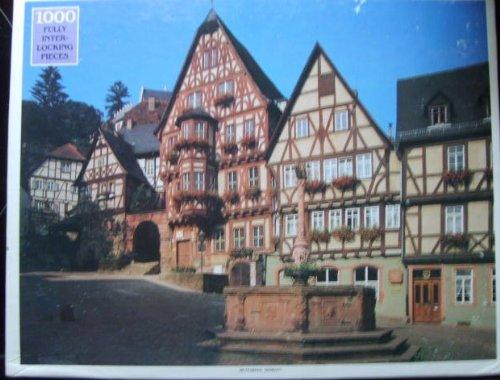 Miltenberg, Germany 1000 Piece Puzzle - 1