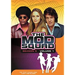The Mod Squad Season Five Volume One