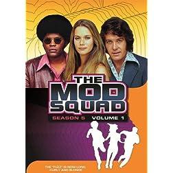 The Mod Squad Season Five Volume One