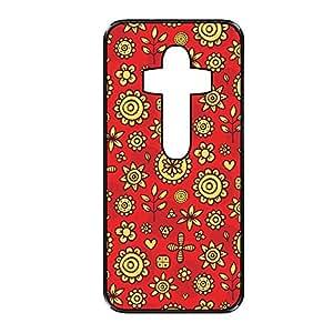 Vibhar printed case back cover for LG G3 ReYelPatern
