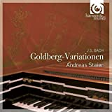 J.S. バッハ:ゴルトベルク変奏曲 BWV 988 (J.S.Bach: Goldberg Variations/ Andreas Staier) (1CD+1DVD)