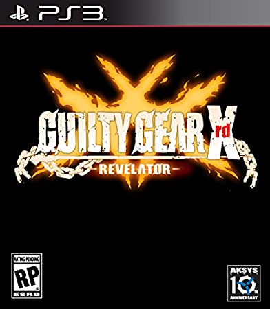 Guilty Gear Xrd -Revelator- PlayStation 3