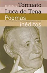 Poemas in&#233;ditos