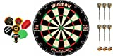 Winmau Blade 4 Dartboard + 2 Satz McDart Darts+ 10 Satz...