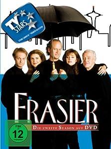 Frasier - Die komplette zweite Season (4 DVDs)
