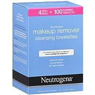 Neutrogena Make Up Removing Wipes, 10…
