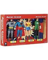Toysmith Justice League Boxed Superheroes Set