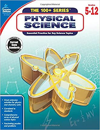Physical Science (The 100+ Series(TM)) written by Carson Delllosa