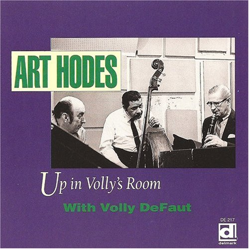 Art Hodes - Up In Volly
