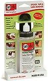 Un Du Products Un-Du Adhesive Remover Low VOC, 4-Ounce