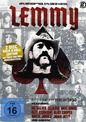 Lemmy [2 DVDs]