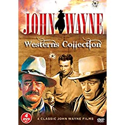 John Wayne Western Collection - 4 Classic Films
