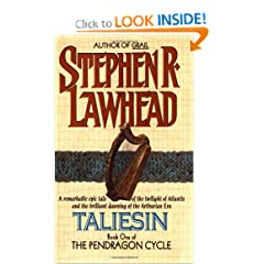 Taliesin (The Pendragon Cycle, Book 1) by Stephen R. Lawhead