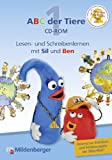 Software - ABC der Tiere 1. CD-ROM, Homeversion, Einzellizenz